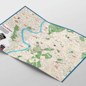 Charta Roma - Mappe di Roma per alberghi
